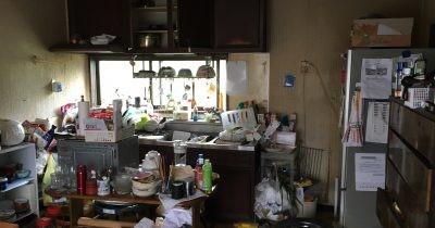 キッチン 悩み