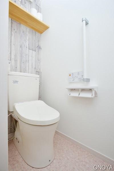 トイレ 床