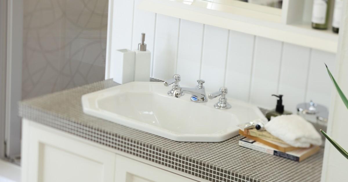 洗面台リフォーム:種類